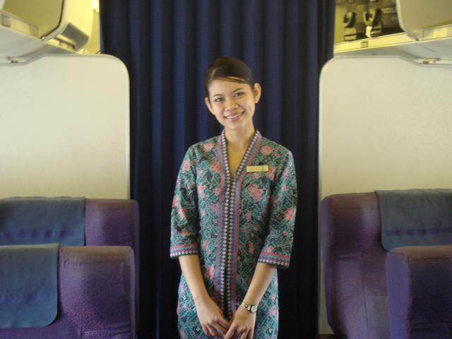 マレーシア航空の制服