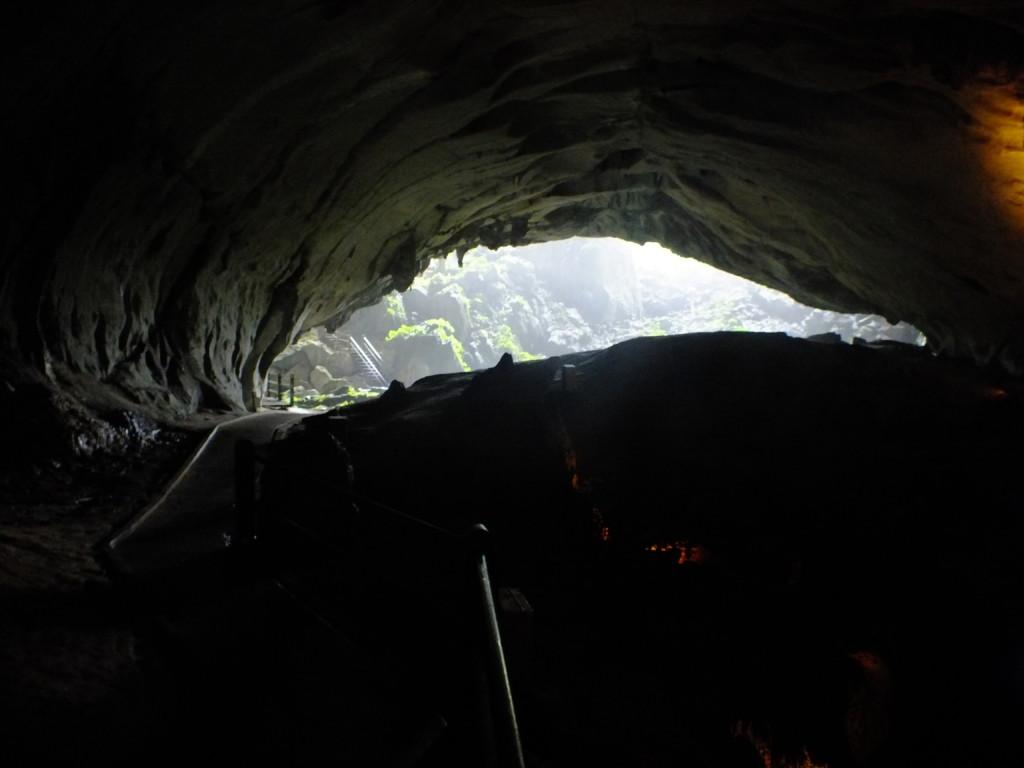 クリアウォーターケイブ グヌン・ムル国立公園 2012.7.26