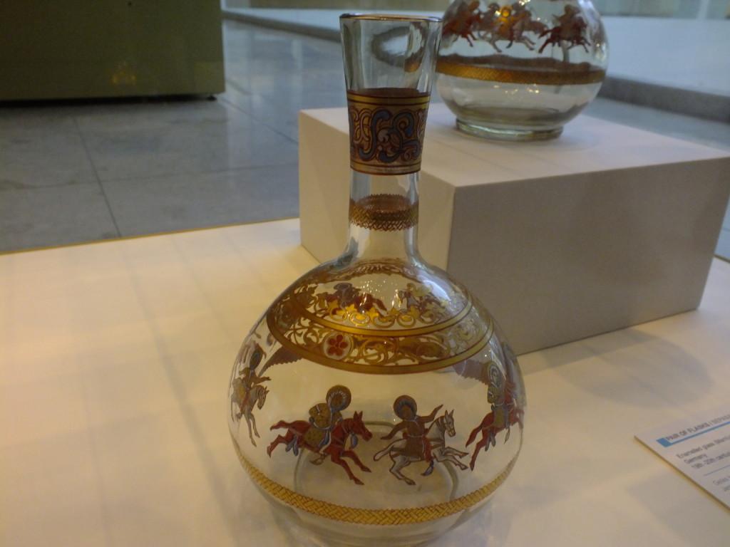 イスラム柄の花瓶 2
