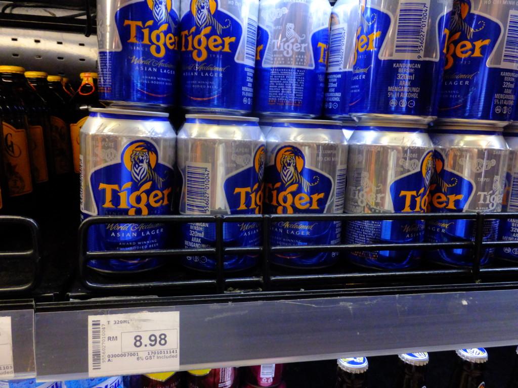 タイガービール 2017.2.18 イマーゴ