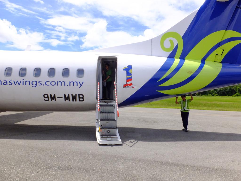 ATR72-500 マスウィング 2017.2.16 ムル