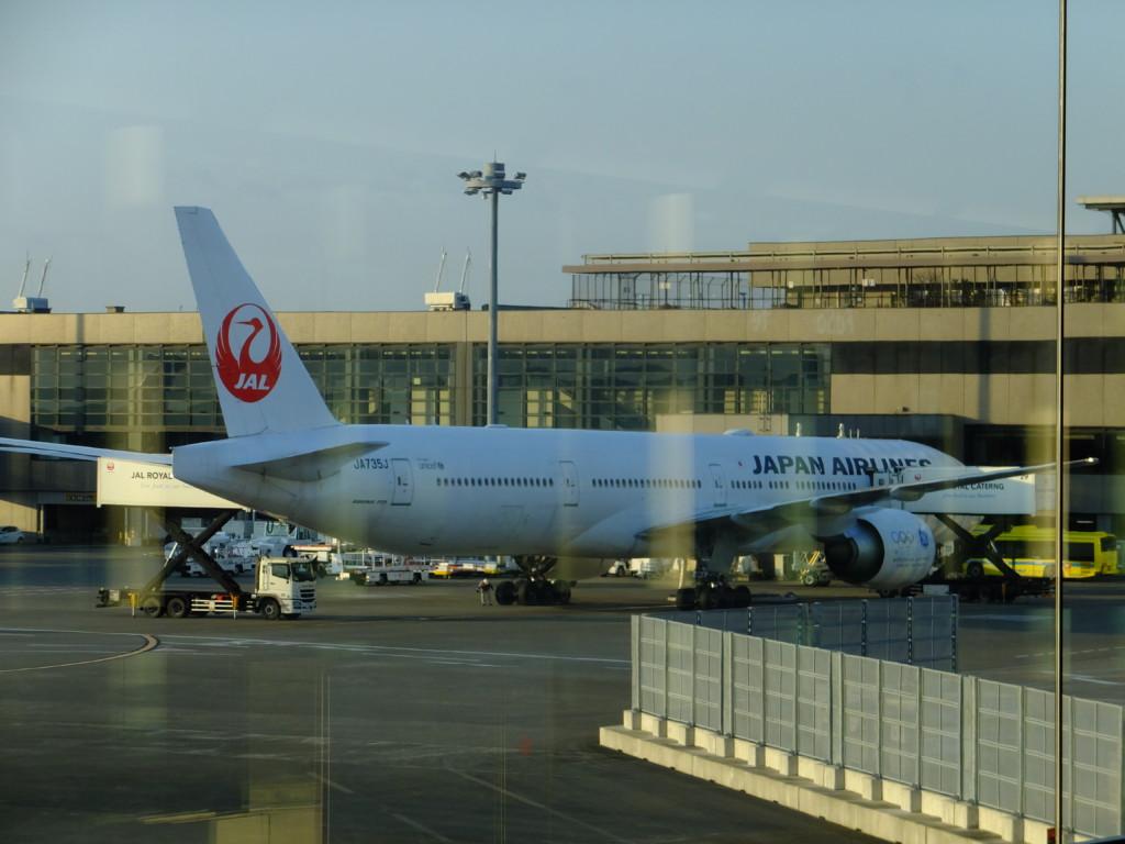 B-777 日本航空 2017.2.20 成田