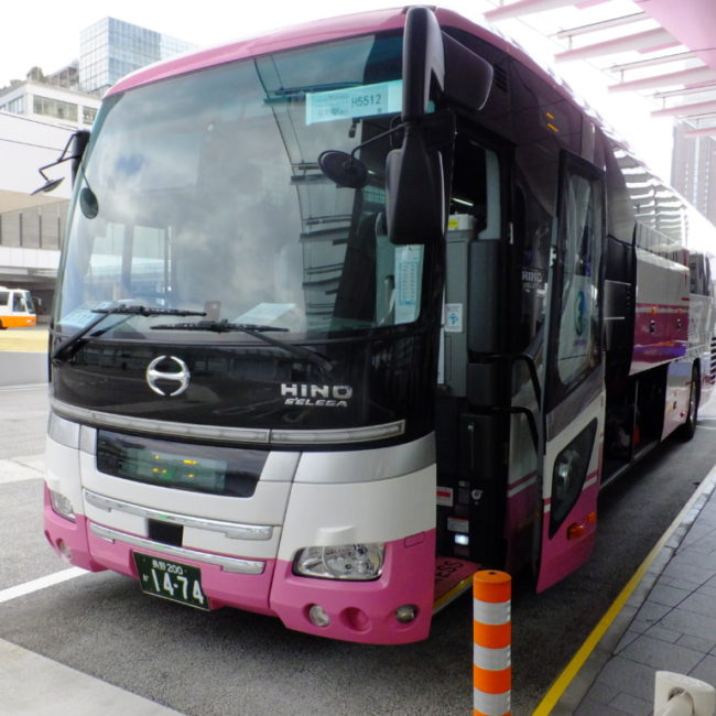 WILLERバス@バスタ新宿