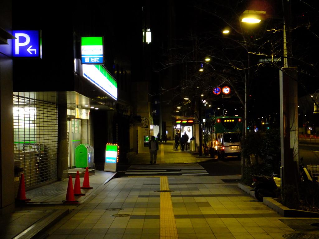京成バス乗り場