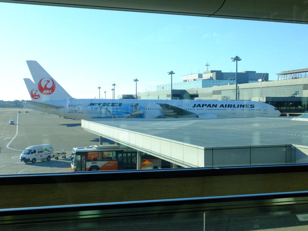 B777-300 日本航空 JET-KEI 2017.2.13