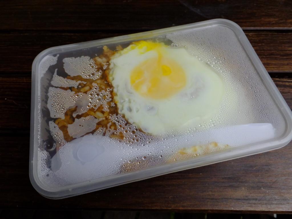ナシゴレン弁当