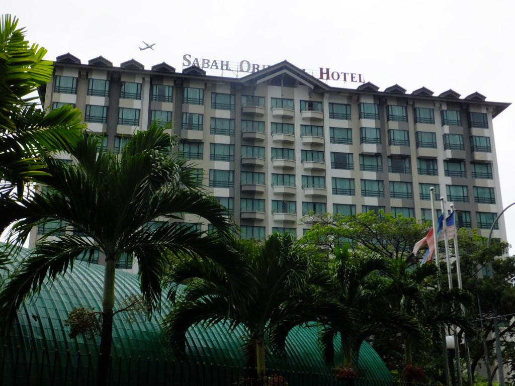 サバオリエンタルホテル