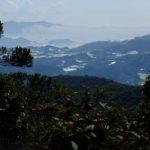 マレーシア、キャメロンハイランドの半日ツアーでブリンチャン山に 2017.7.3