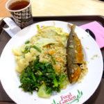 クアラルンプール国際空港(KLIA)の1階にあるレストラン街は安くてウマイ 2017.7.5