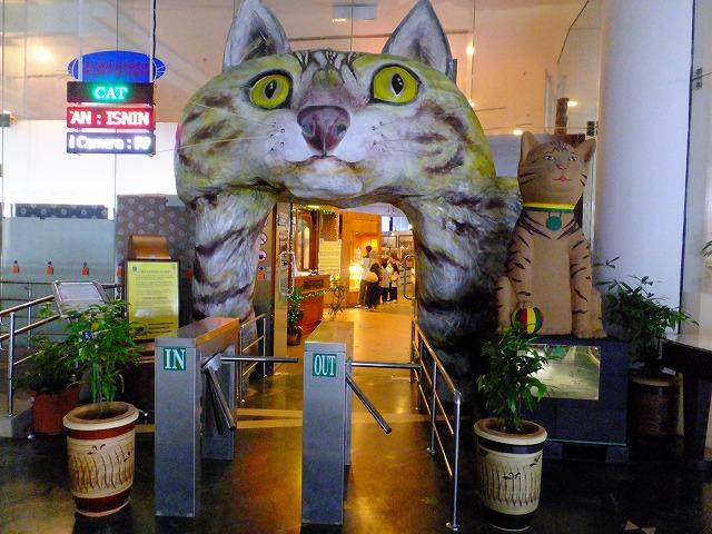 いよいよネコ博入口