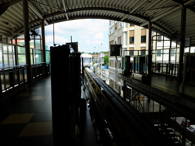 KLモノレール駅