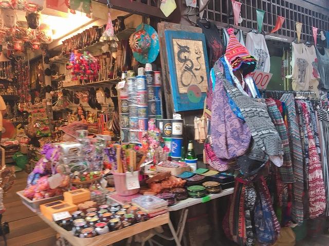 タイ バンコクの雑貨屋さん