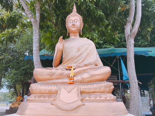 タイ バンコクの仏さん