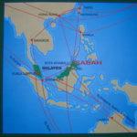 日本とマレーシアの時差は?