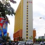 東マレーシアボルネオ島コタキナバルでおすすめのホテルはガヤセンターホテルです 1泊4,000円くらい