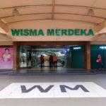 東マレーシアボルネオ島コタキナバルのウィスマムルデカは両替率がいい庶民的ショッピンモール 2017年2月