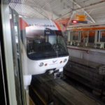 マレーシア、クアラルンプールのモノレールに乗ってみた to Imbi from KL Sentral
